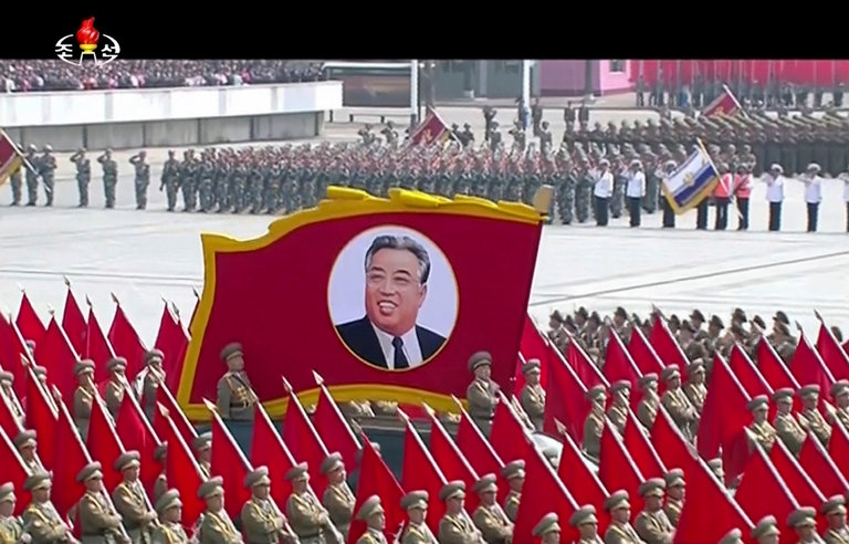 China Warns of 'Storm Clouds Gathering' in U.S.-North Korea Standoff