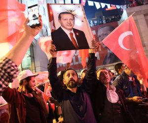 Erdogan Claims Vast Powers in Turkey After Narrow Victory in Referendum