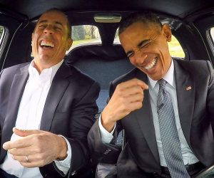 "Comedians in Cars Getting Coffee: ""Just Tell Him You're The President"""