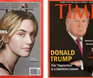 "Trump faked his ""Time"" Cover"