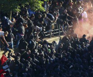 G20 Protests in Hamburg
