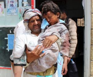Bomb that killed 40 kids in Yemen made in US